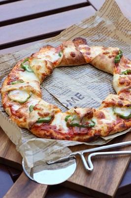 リースピザ